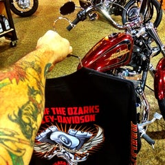 Photo taken at Lake Of The Ozarks Harley Davidson by Castle on 10/11/2012