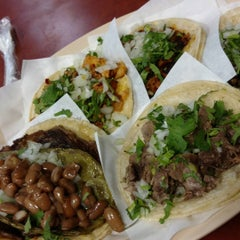 Photo taken at Taquería Los Comales 3 by NuttyKnot .. on 10/4/2015