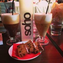 Photo taken at Soho Bar by Irini☘ E. on 5/26/2013
