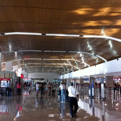 Photo taken at Aeropuerto Internacional Rafael Nuñez (CTG) by GuSTAV wA. c. on 5/11/2013