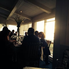 Photo taken at Boathouse Restaurant by Mary Beth G. on 10/10/2014