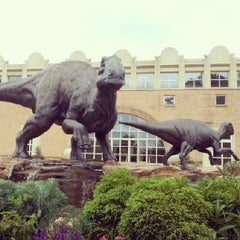 Photo taken at Fernbank Museum of Natural History by Jasmine A. on 6/24/2013