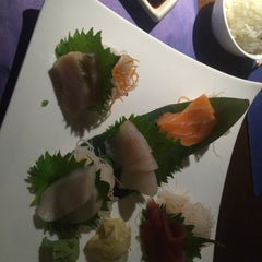 Photo taken at Umi Japanese Fine Dining by Daniel B. on 9/7/2014