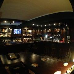 Photo taken at Zeplin Pub & Delicatessen by Manolya U. on 2/16/2013