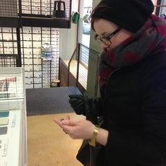 Photo taken at Freitag-Shop by Sjoerd T. on 2/23/2013