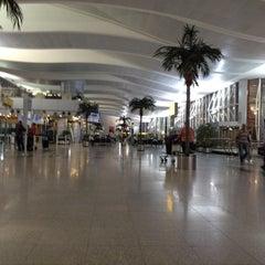 Photo taken at Terminal 3 by Lauren K. on 11/3/2012