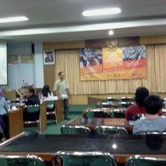 Photo taken at Fakultas Keguruan dan Ilmu Pendidikan (FKIP) by Blessed Irene on 2/16/2013