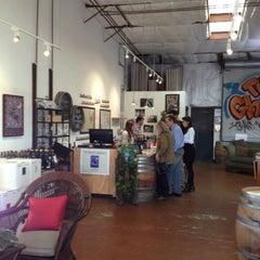 Photo taken at Flying Goat Cellars Tasting Room by Chris L. on 11/23/2012