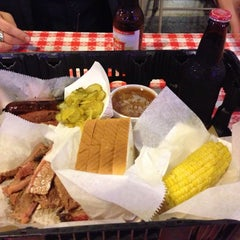 Photo taken at Rudy's Country Store And BBQ by Sara D. on 10/12/2013
