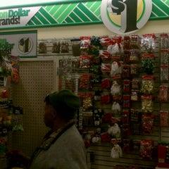Photo taken at Dollar Tree by Sharita on 10/16/2012