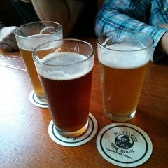 Photo taken at Bill's Tavern Brew House by Jesús V. on 2/2/2013