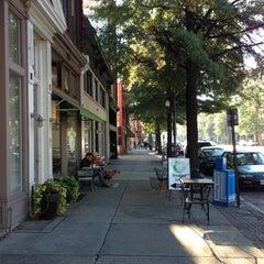 Photo taken at Lift Coffee Shop & Café by Matt C. on 10/16/2012