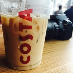 Photo taken at Costa Coffee by Sibel R. on 6/30/2015