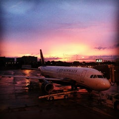 Photo taken at Philadelphia International Airport (PHL) by Devin W. on 7/3/2013