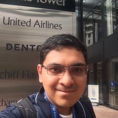 Photo taken at United Airlines Corporate Headquarters by Jaspreet S. on 7/25/2014