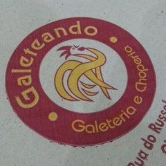 Photo taken at Galeteando by Rodrigo S. on 5/1/2013