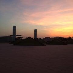 Photo taken at Texas A&M University at Qatar | جامعة تكساس إي أند أم في قطر by Fatma A. on 11/29/2012