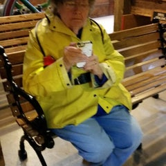 Photo taken at Queen Mine Tours by Rhonda W. on 3/14/2015