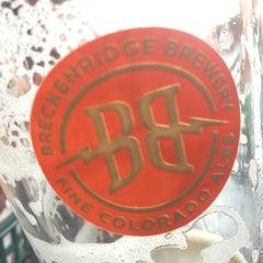 Photo taken at Breckenridge Brewery & BBQ by Rex R. on 1/25/2013