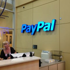 Photo taken at PayPal Building #1 by Konstantin G. on 8/8/2013