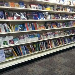 Photo taken at Jarir Bookstore | مكتبة جرير by Borra A. on 12/25/2012