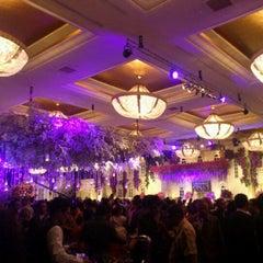 Photo taken at Grand Ballroom - Hotel Mulia by lin C. on 11/1/2012