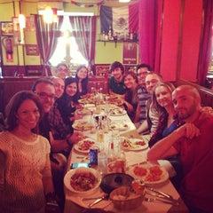 Photo taken at Restaurante La Herradura by Aleyda S. on 10/5/2013