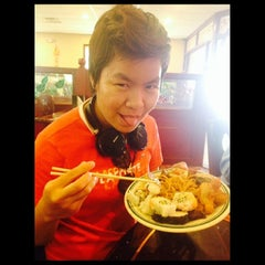 Photo taken at Grand Buffet & Sushi by May T. on 4/2/2014