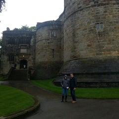 Photo taken at Skipton Castle by James M. on 5/24/2014