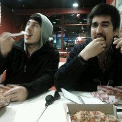Photo taken at Telepizza by Paz Z. on 9/20/2012