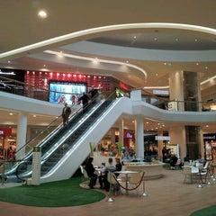 Photo taken at Shopping City Süd by Brigitte on 10/16/2012