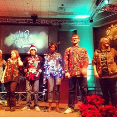 Photo taken at Christ Life Church of the Highlands by Paul P. on 12/20/2012