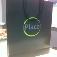 Photo taken at iPlace by Ana Renata S. on 9/27/2012