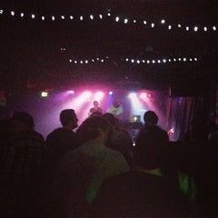 Photo taken at Larimer Lounge by Gabe M. on 3/22/2013