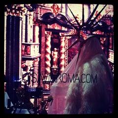 Photo taken at Luisa Via Roma by Fabrizio P. on 12/23/2012