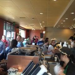 Photo taken at Starbucks by Matthew B. on 4/22/2013