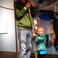 Photo taken at Children's Museum of Virginia by Kita R. on 12/20/2014