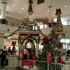 Photo taken at Crabtree Valley Mall by Uwe M. on 11/29/2012