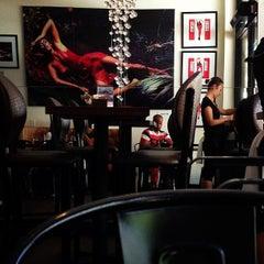 Photo taken at Balans Restaurant & Bar by JeanMarc D. on 6/18/2013