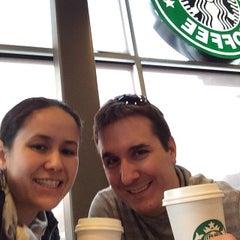 Photo taken at Starbucks by Gibran L. on 3/9/2014