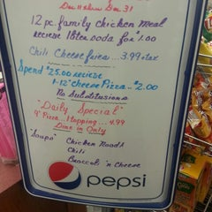 Photo taken at Hansen's Dairy and Deli by mary kay S. on 12/13/2013