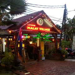 Photo taken at Malay Village Restaurant by Mohd Khairil B. on 12/29/2012