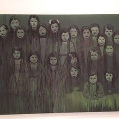 Photo taken at Galerie du Jour - Agnès B. by Greg W. on 2/25/2014