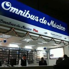 Photo taken at Central de Autobuses by Chikawaztla M. on 12/22/2011