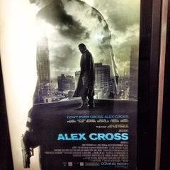 Photo taken at Center Cinema 5 by Oscar M. on 8/29/2012