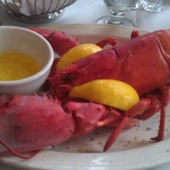 Photo taken at Portland Lobster Company by christel s. on 6/9/2012