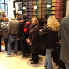 Photo taken at Nespresso Boutique by Francis G. on 10/31/2011