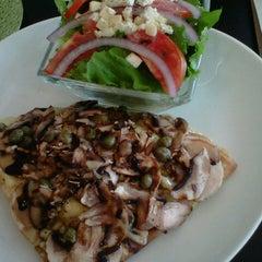 Photo taken at Natureza Deli Café by Claudia W. on 10/26/2012