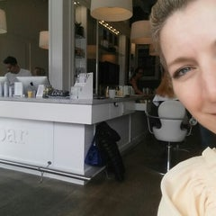 Photo taken at Drybar by Jennifer C. on 2/21/2015