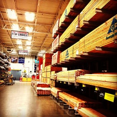 Photo taken at Lowe's Home Improvement by Chase P. on 3/20/2013